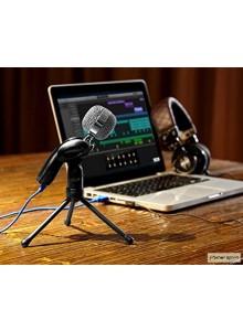 מיקרופון קונדנסור USB למחשב SF-922B *במלאי מיידי*