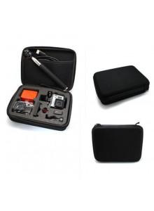 תיק נשיאה בינוני Shockproof Case for SJCAM/GoPro Medium Size 22.5X17.5X6.5 cm *במלאי מיידי*