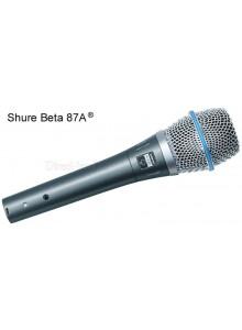 Shure BETA 87A *במלאי מיידי*