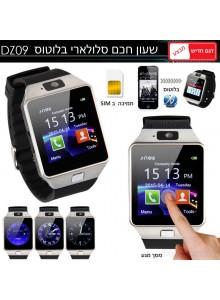 שעון חכם סלולארי Bluetooth DZ09  *במלאי מיידי*