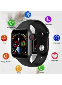 שעון פעילות חכם בלוטוס כולל מד דופק לחץ דם חמצן בדם עם צג צבעוני W34 Pro EKG PPG *במלאי מיידי*