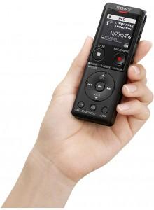 מכשיר הקלטה כף יד Sony ICD-UX570 *במלאי מיידי*