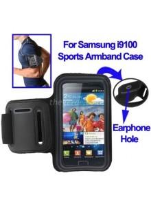 Samsung S2 i9100 i9300 i9308 Galaxy S3 Galaxy S4 Galaxy S5 Note 4 Note 5-רצועה נרתיק לזרוע ל