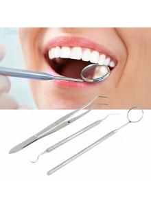ערכת כלים לאבחון היגיינה וניקוי שיניים וחניכיים ZE08000 *במלאי מיידי*