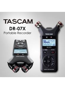 TASCAM DR-07X *במלאי מיידי*