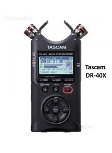 TASCAM DR-40X *במלאי מיידי*