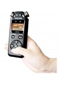 מכשיר הקלטה כף יד TASCAM DR-05 Version 2 *במלאי מיידי*
