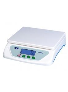 """משקל דיגיטלי עד 25 ק""""ג דיוק 1 גרם למטבח TS500 *במלאי מיידי*"""