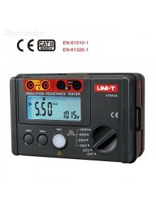 בודק בידוד מגר דיגיטלי UNI-T UT501A 1000V Megger *במלאי מיידי*
