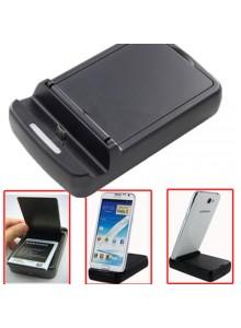 Samsung Galaxy Note 2 II N7100 מטען שולחני לגלקסי ולסוללה