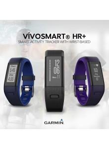 Garmin Vivosmart HR Plus *במלאי מיידי*