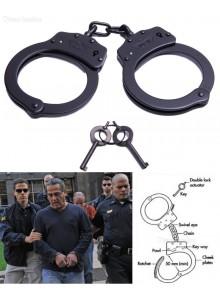אזיקים מקצועיים בתקן משטרה אמריקאית VIPERTEK *במלאי+מיידי*