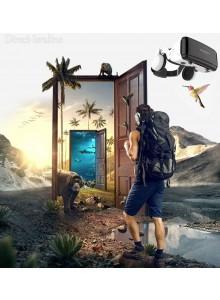 משקפי מציאות מדומה סטריאופוניים VR SHINECON G06E *במלאי מיידי*