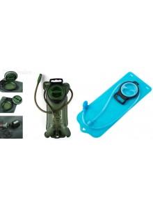 שקית שתיה למים בצבע תכלת או זית צבאי 2-3 ליטר *במלאי מיידי*