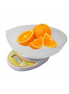 """משקל דיגיטלי עד 1 ק""""ג דיוק 0.1 גרם למטבח WH-B04 *במלאי מיידי*"""