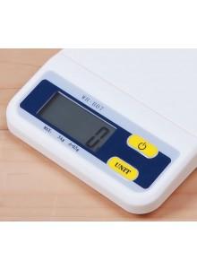 """משקל דיגיטלי 3 ק""""ג דיוק 0.5 גרם למטבח WH-B07 *במלאי מיידי*"""