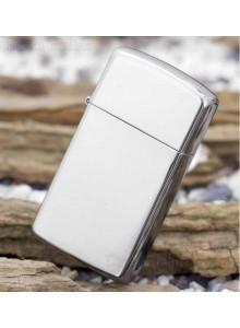 מצית זיפו ZIPPO 1610 High Polish Chrome Finish Slim Size *במלאי מיידי*