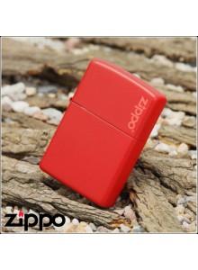 מצית זיפו Zippo 233ZL Red Matte *במלאי מיידי*