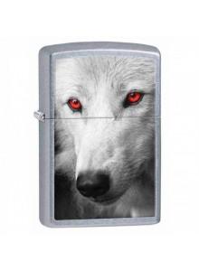 מצית זיפו Zippo Wolf With Red Eyes *במלאי מיידי*