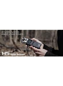 מכשיר הקלטה כף יד ZOOM H5 *במלאי מיידי*