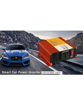 ממיר מתח באיכות פרימיום בהספק 750W / 1500W הספק עבודה קבוע לרכב בחיבור למצבר הרכב D3395 *במלאי מיידי*