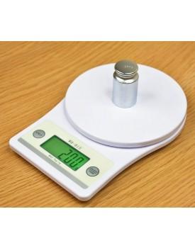 """משקל דיגיטלי  עד 7 ק""""ג דיוק 1 גרם WH-B15  *במלאי מיידי*"""