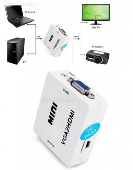 מתאם VGA to HDMI