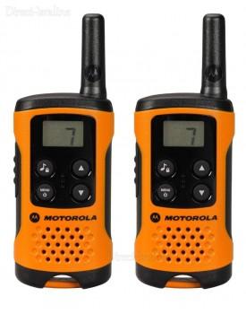זוג מכשירי קשר Motorola TLKR T41 *משלוח מיידי*