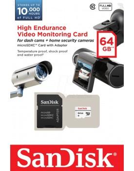 SanDisk Micro SDHC 64GB SDSDQQ-064G