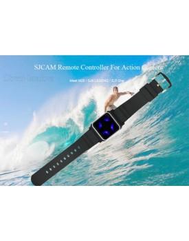 שלט רחוק שעון למצלמת אקסטרים SJCAM M20 / SJ6 / SJ7 *במלאי מיידי*