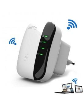 Wifi Repeater Network Range Expander 802.11N 300Mbps מגדיל טווח רשת אלחוטית *במלאי מיידי*