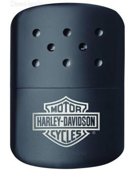 מצת זיפו לחימום ידיים Zippo 40319 Black Harley Davidson Hand Warmer *במלאי מיידי*