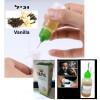 """נוזל מילוי לסיגריה אלקטרונית בטעם וניל 30 מ""""ל"""