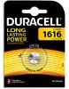 סוללה Duracell CR1616  טרייה בתוקף עד 2027  *במלאי מיידי*
