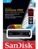 SanDisk Extreme Pro USB 3.1 SDCZ880-256G 256GB *במלאי מיידי*