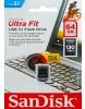 SanDisk Ultra Fit USB 3.1 64GB FLASH DRIVE SDCZ430-064G *במלאי מיידי*