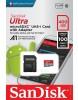 SanDisk Ultra microSDXC 400GB SDSQUAR-400G כרטיס זיכרון